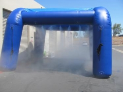 Inflatable Misting - Custom Sizes and Colors