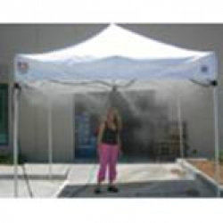Misting Tents