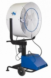 Versa Fog- High-Presure Misting Fan